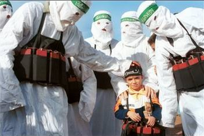 If children are precious to Allah, why do we strap bombs to them?