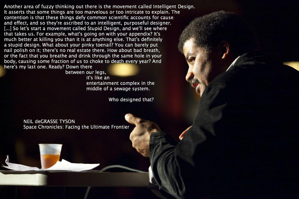 degrasse tyson fuzzy thinking
